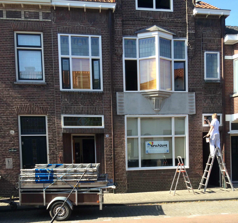 Schilderwerk in Tilburg
